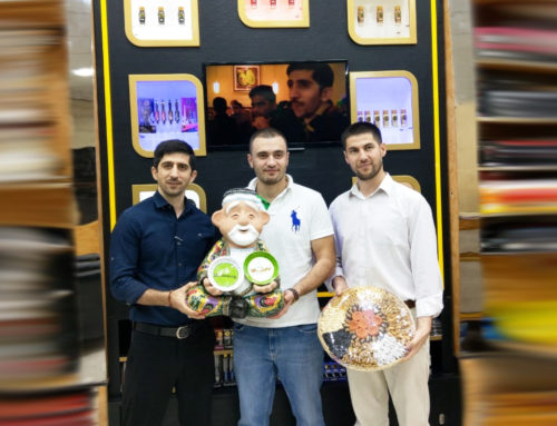 UZTOBACCO CHOSE TURBO DOKHA TO BE A BUSINESS PARTNER